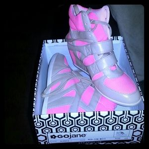 gojane.com Shoes - Wedge sneakers