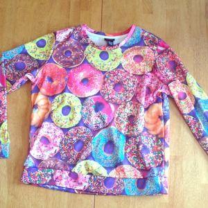 Tops - Crewneck sweatshirt