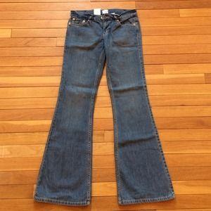 Brand new Calvin Klein denim jeans
