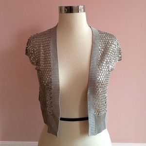 Brand new BCBG sequin top