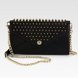 Rebecca Minkoff Handbags - 😎NWT! Rebecca Minkoff Studded Wallet on a Chain😎