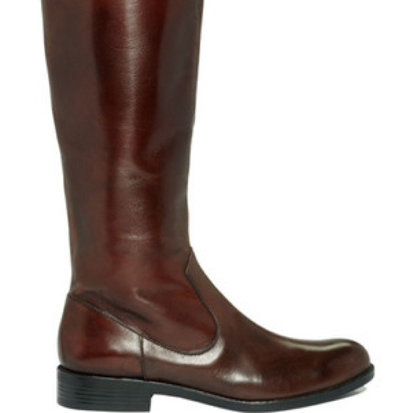Tahari Boots - Mahogany riding boot 3