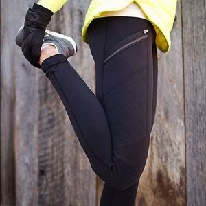 lululemon athletica Pants - 🍋Lululemon Toasty Tech Tights🍋