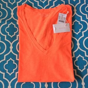 J. Crew Tops - J. Crew Factory Vintage Cotton Tee