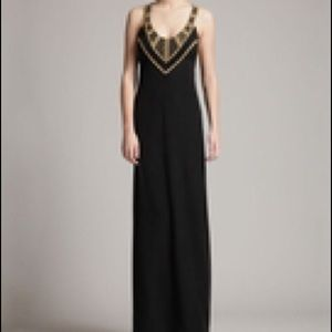 Temperley London Long Jaguar Dress 10 NWT