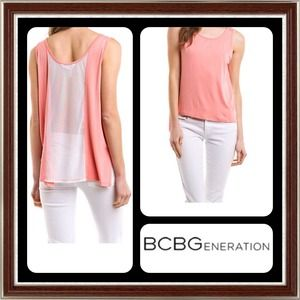 💕new item💕 BCBG LARGE TANK
