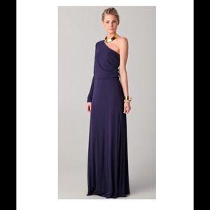 HOST PICK!!! Halston Heritage one shoulder dress