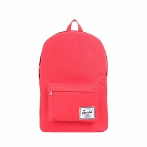 Red Herschel bag