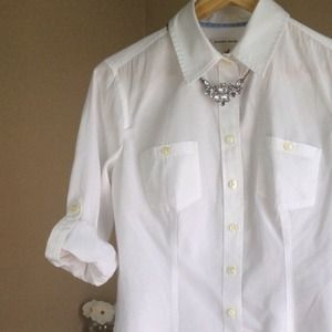 🎉HOST PICK🎉 Banana Republic Dress Shirt