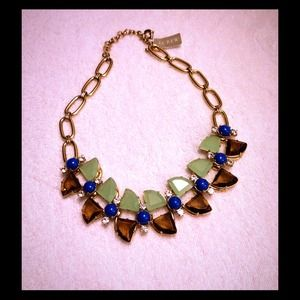 Statement stone J.Crew necklace
