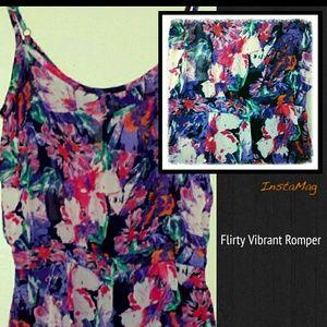 Dresses & Skirts - Adorable Summer Romper *New Markdown*