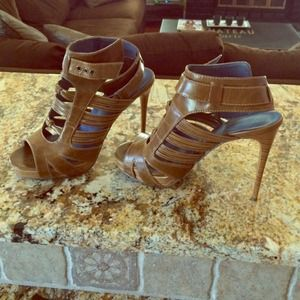 Shoedazzle Shoes - Gladiator stiletto