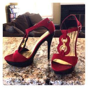 Shoedazzle Shoes - Sexy red stiletto