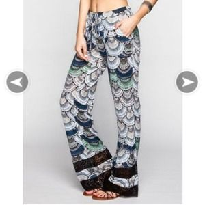 Pants - Element printed pants