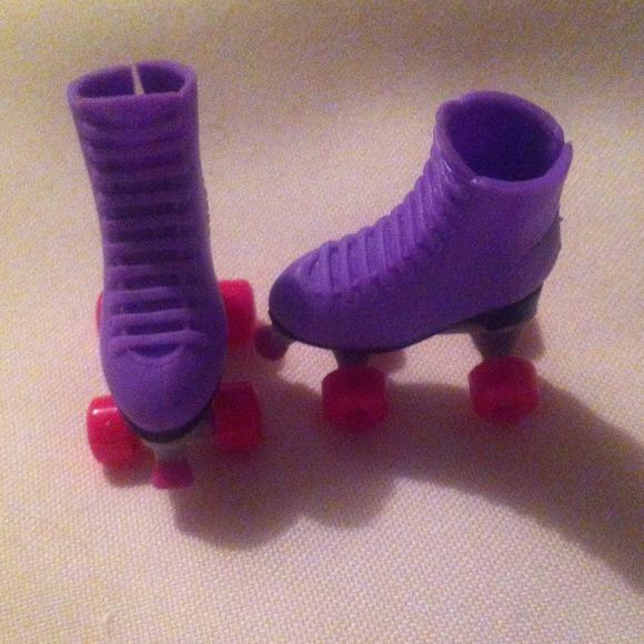 Liv Other - Liv fashion doll purple/pink roller skates