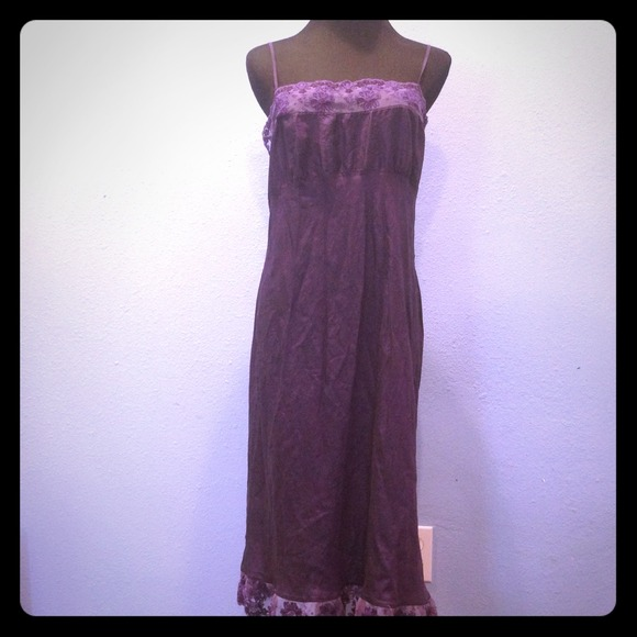 64aa07c101f0 Dresses | Dosa Purple Slip Dress | Poshmark