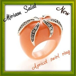 💯Authentic Miriam Salat STUNNING RING