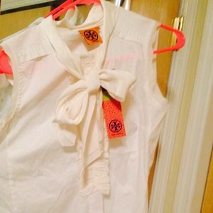 Tory burch blouse