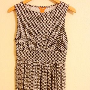 NWT Joe Fresh Print Dress