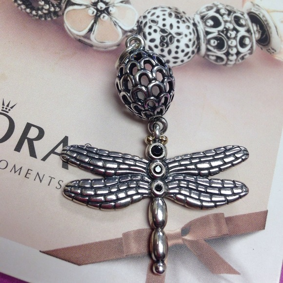 2e21aa4b8b4b4 Sold. Sold on EBay Lucky Dragonfly Pendant. NWT