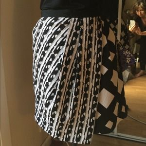 Peter Pilotto Geo Print Skirt