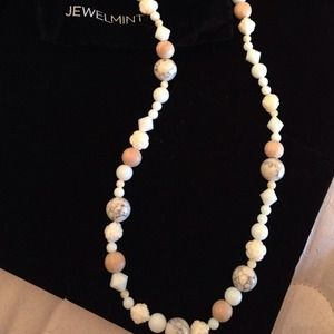 Beautiful Beaded Necklace by Jewelmint
