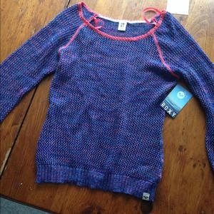 Sold! ROXY loose knit sweater