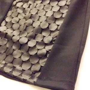 Forever 21 Skirts - Brand NEW* Forever21 black skirt w scale details