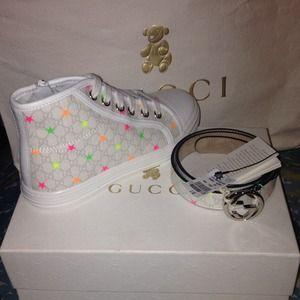 Lil Girl Gucci Shoe | Poshmark