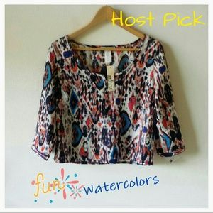 Love squared Tops - 🎉HP🎀 colorful Top