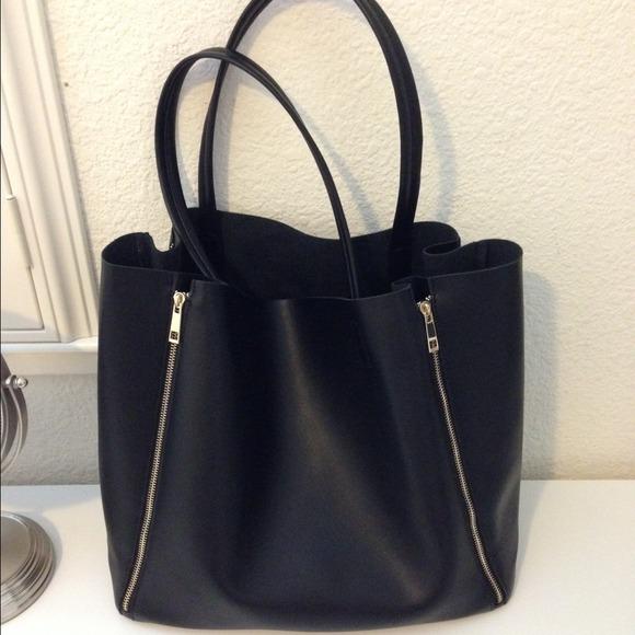 Black Shoulder Bag Forever 21 89