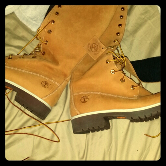 564fcb229983 Timberland thigh high boots  reduced firm. M 5346f2152d24903d09076b1e