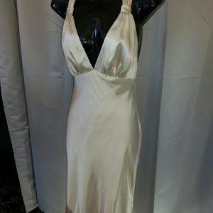 White gown petite