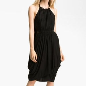 Rag & Bone Black Rowan Dress Size 2