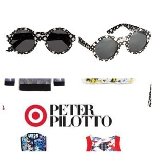 NWOT Peter Pilotto for Target sunglasses