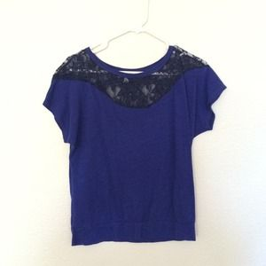 Forever 21 Other - Forever 21 lace shirt