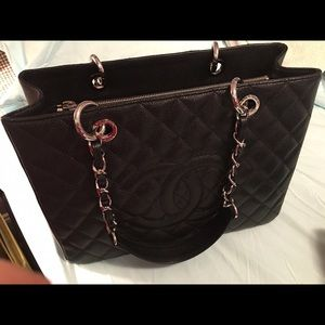 Chanel Bag GST Caviar