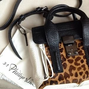 3.1 Phillip Lim Handbags - RESERVED / 3.1 Phillip Lim Calf Hair Mini Pashli