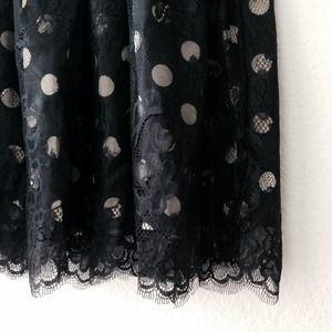 Ivanka Trump Skirts - 🌟 Ivanka Trump polka dot skirt XS-S 3