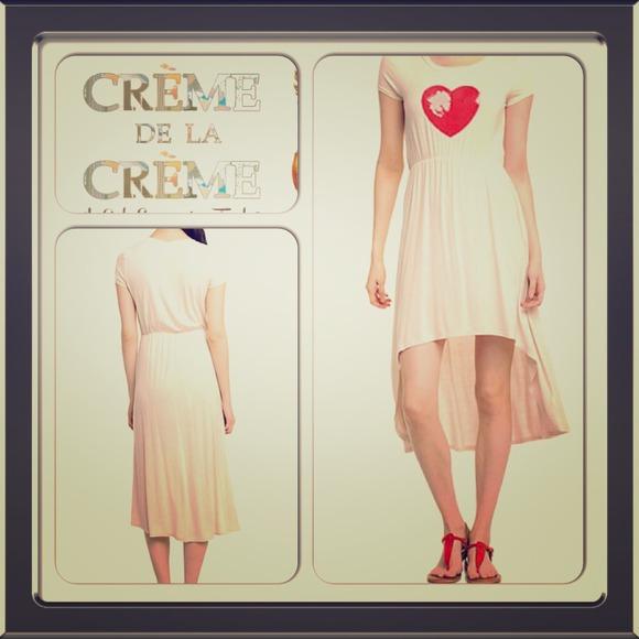 Dresses & Skirts - 💯Authentic Creme en la Creme maxi