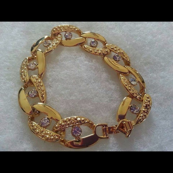 67 off jewelry gold bracelet open for pre order from