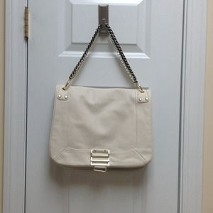 Olivia & Joy Handbags - Olivia & Joy White Handbag