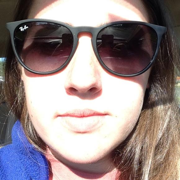 ray ban sunglasses classic sqp3  ray ban erika dimensions