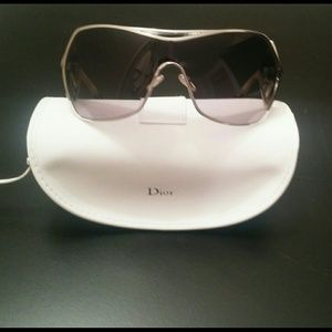 4a45ee30bc17 Christian Dior Shield Sunglasses On Poshmark - Ontario Active School ...