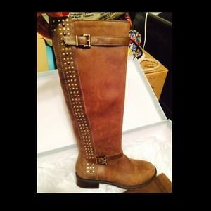 Jessica Simpson 5 1/2 Brown Riding Boots