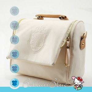 ‼️LAST‼️- The DARLING bag - BEIGE
