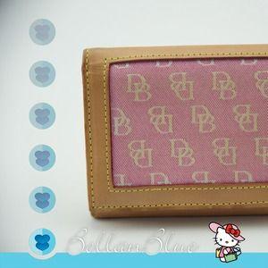Dooney & Bourke Handbags - The PINKY wallet