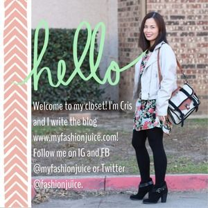 Welcome to MyFashionJuice's Closet!
