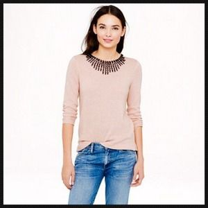 J. Crew Sweaters - 🆕✅💯%Authentic J.Crew Jeweled-Starburst Sweater