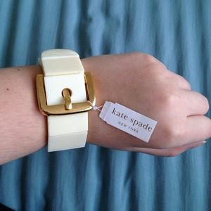 Authentic Kate Spade Belt Bracelet